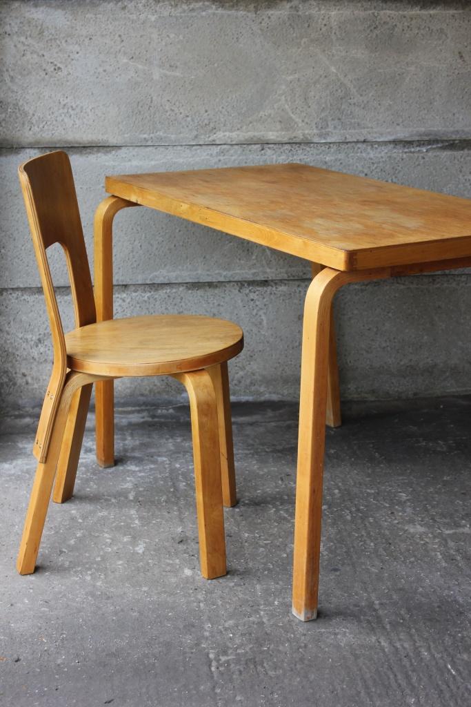 table alvar aalto finmar finland 1933 1934. Black Bedroom Furniture Sets. Home Design Ideas