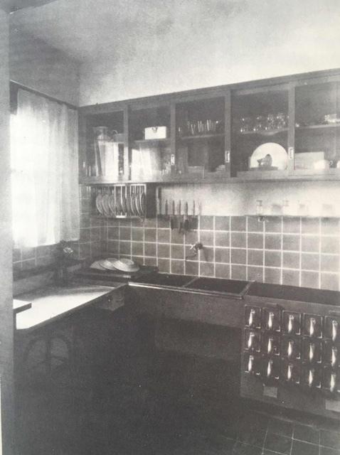 Linoleum Frankfurt das neue frankfurt 1934