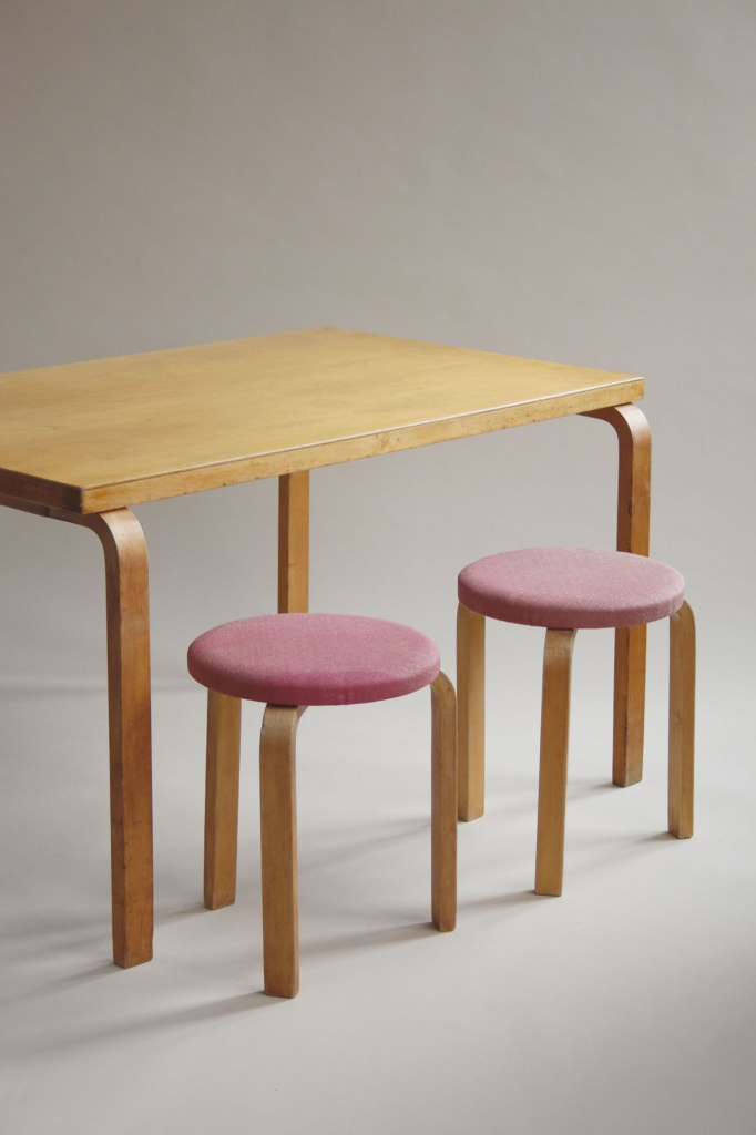 Large Dining Table Finmar Avar Aalto