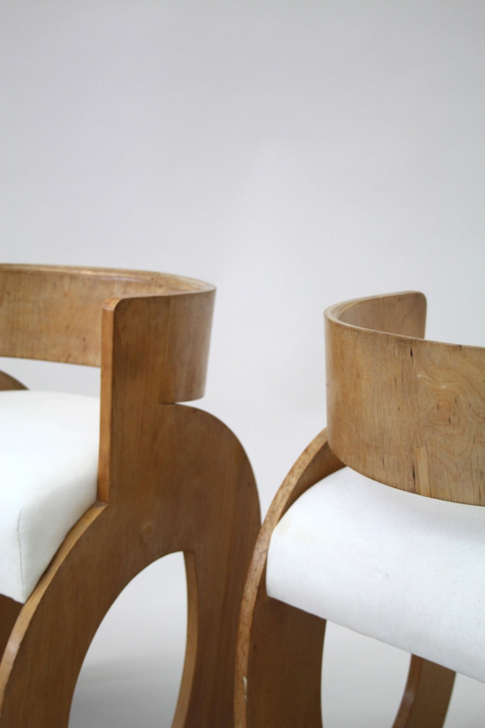 4x Cb Dining Chair Gerald Summers Makers Of Simple Furniture Uk
