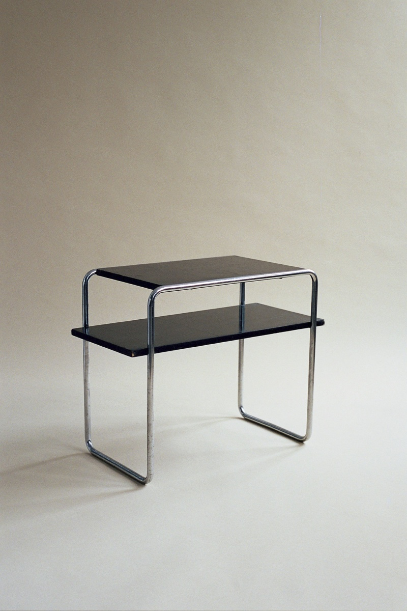 Marcel Breuer Side Table