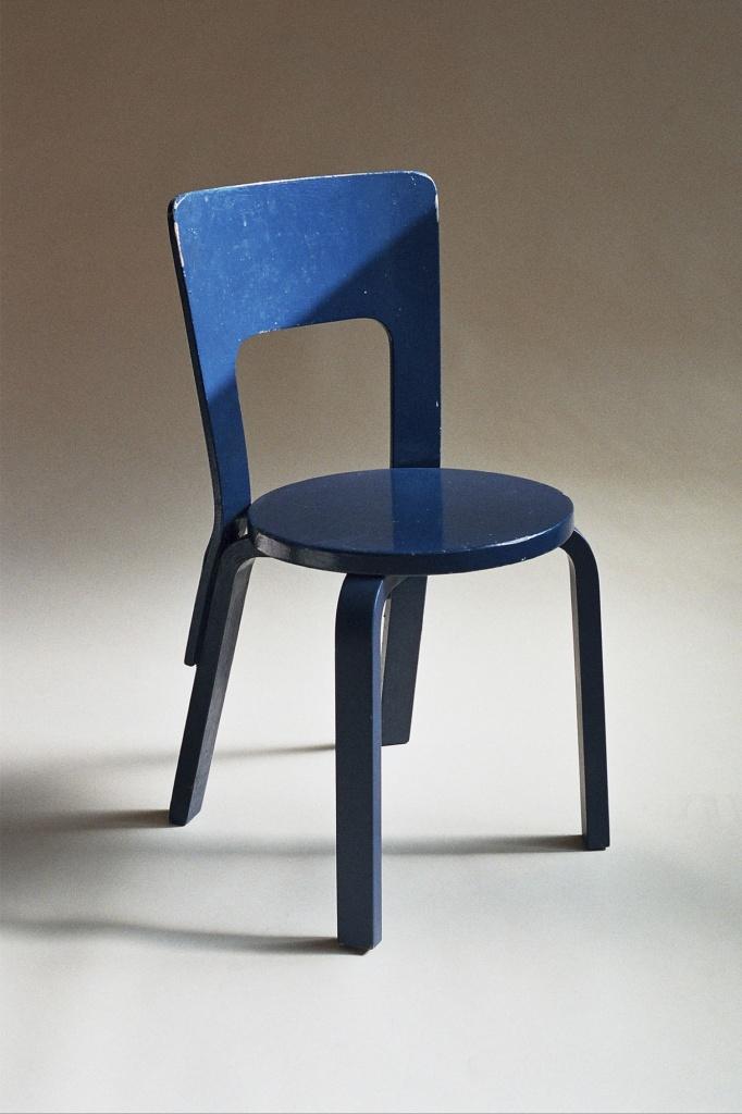 Chair 66 alvar aalto finmar ltd finland 1933 1934 for Chaise 66 alvar aalto